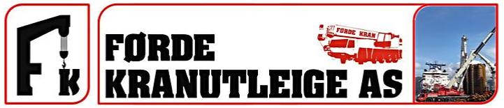 Førdekran Logo